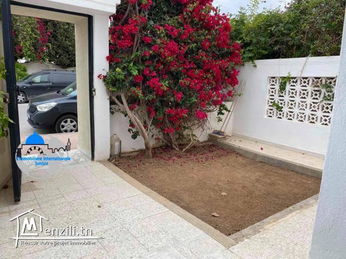 location un Studio meublée S+1 situe a Khezama - Est sousse