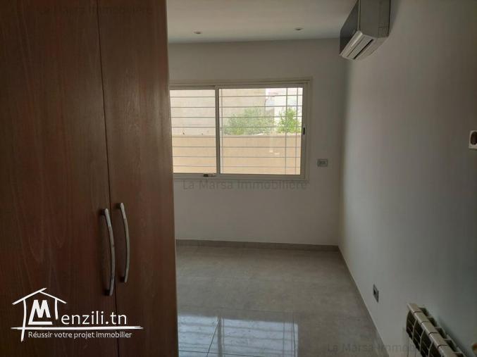A Louer appartement neuf s1 à 2min de Carrefour, La Marsa