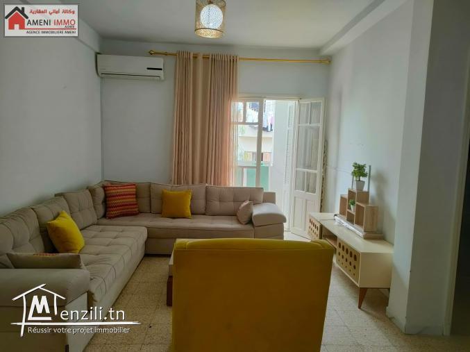 A vendre appartement s+2 à El Mourouj 5.
