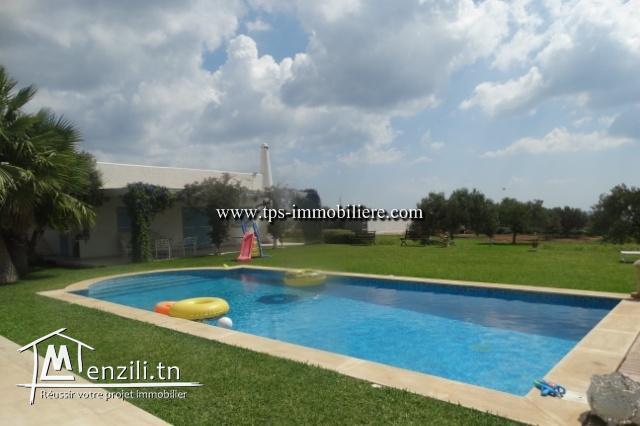 Villa LA FERME(Réf: L1521)