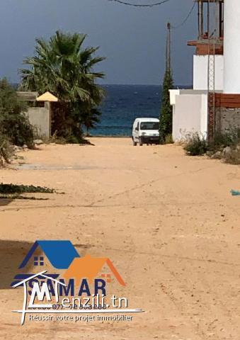 Location d'été à plage Kerkouen Hammam El Aghzez