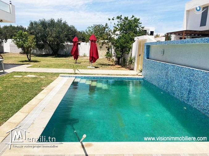 Vacances Villa plaisir S+2
