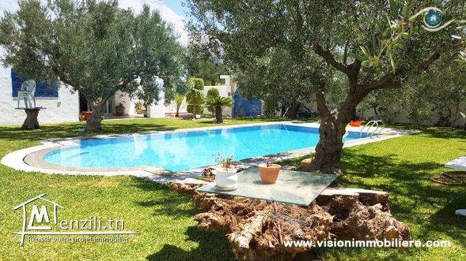Vacances villa golf bleu S+3
