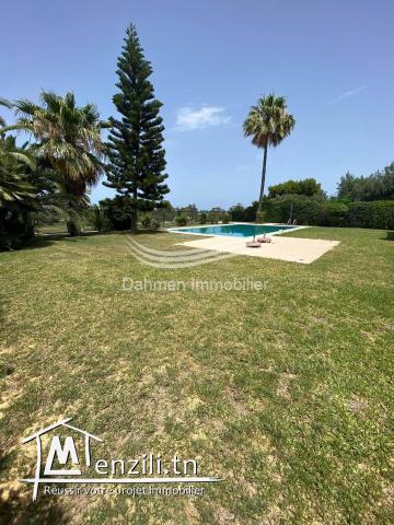 Nouveauté : Une villa indépendante avec piscine - El Kantaoui - Sousse