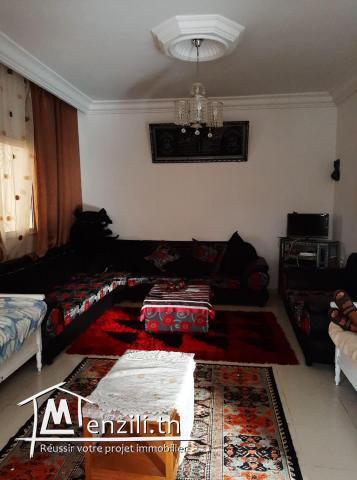 villa à louer s+3 meublé à sousse prés de la plage (chatt mariem) tel : 97888473