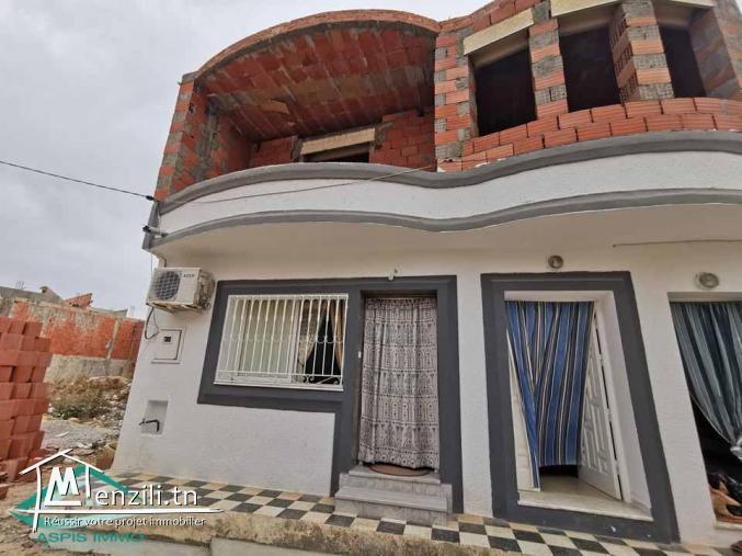 Maison à cité el ksibah Kelibia