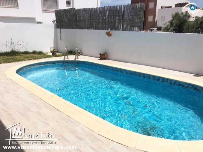 Vacances Villa Jouda S+4