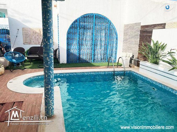 Vacances villa Calypso S+3