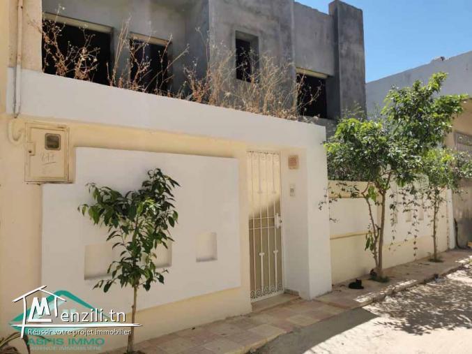 Maison 188 m² à cité Ksibah Kelibia