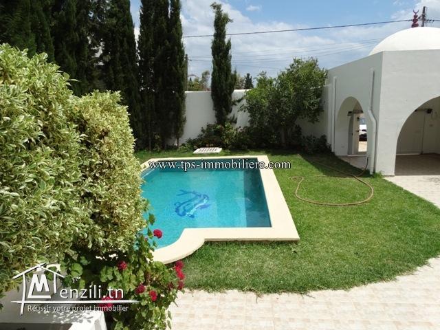 Villa LA ROSE BLEUE(Réf: L304)