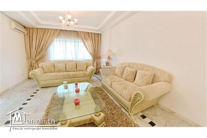 A louer appartement meublé Ennasr 2