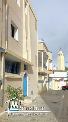 Villa deux niveaux