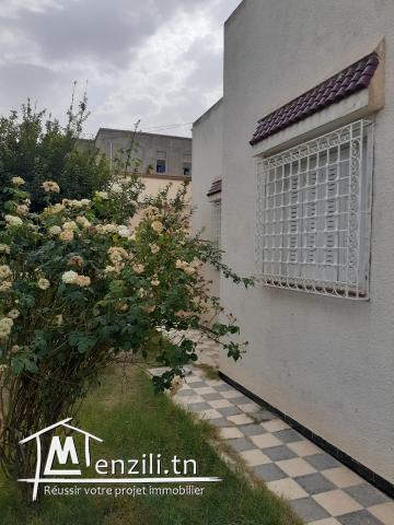 Villa à Mornag 465m²