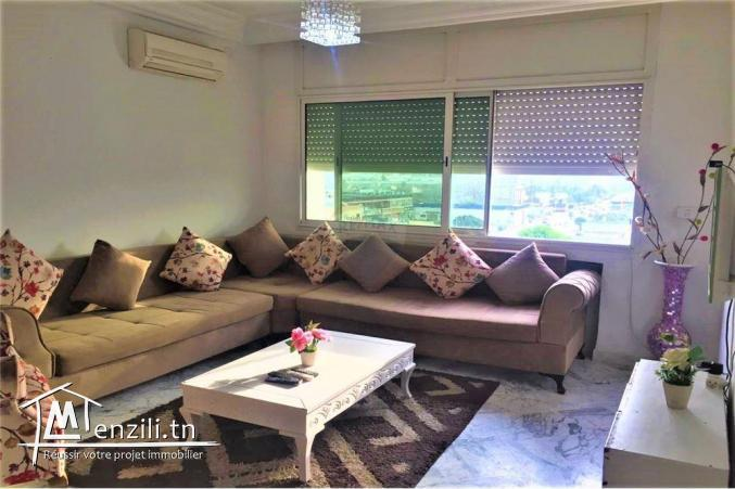 A vendre appartement à la Soukra