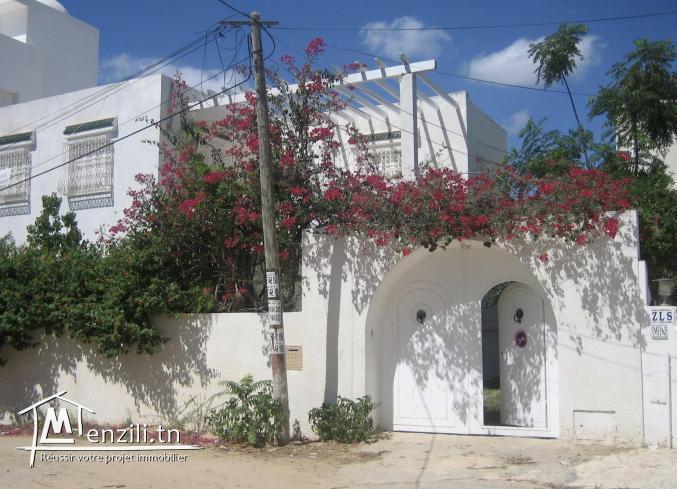 Villa à vendre Hammamet nord Mrezga