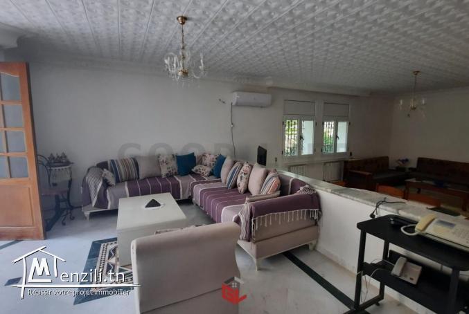 A Vendre Villa à Borj Cedria