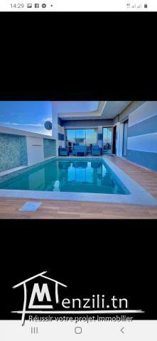 Villa avec piscine à louér 93374507
