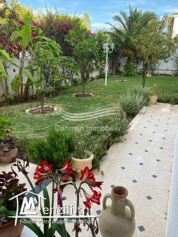 Location annuelle villa indépendante kantaoui_Sousse
