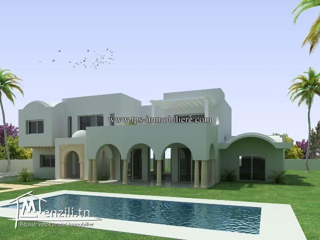 Villa FERDAWS (Réf: V517)