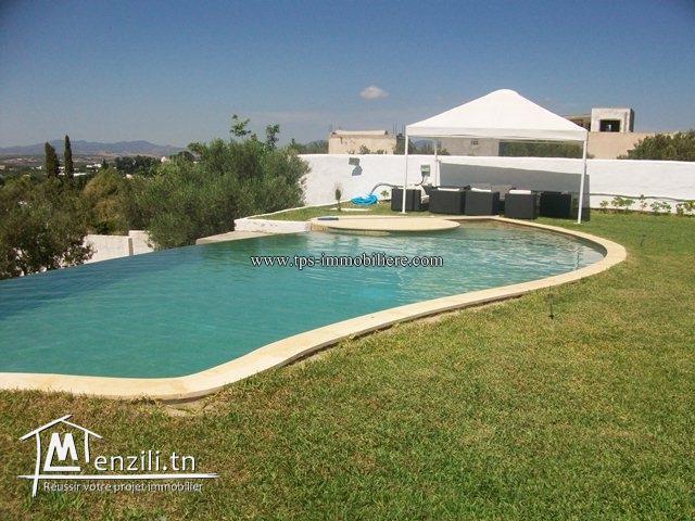 Villa OMAR(Réf: L089)