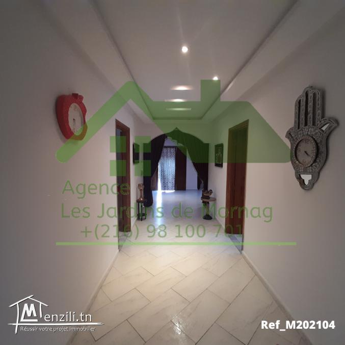 A_VENDRE Une Maison d'une superficie 400M² situé à cité El Mahrajen Boumhal