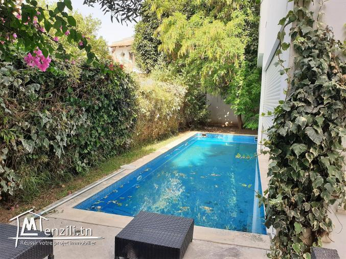 Coquette villa à Carthage