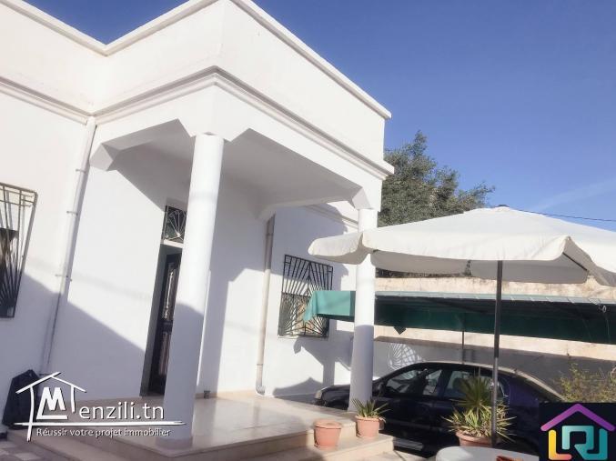 vente d'une maison à Ben Arous