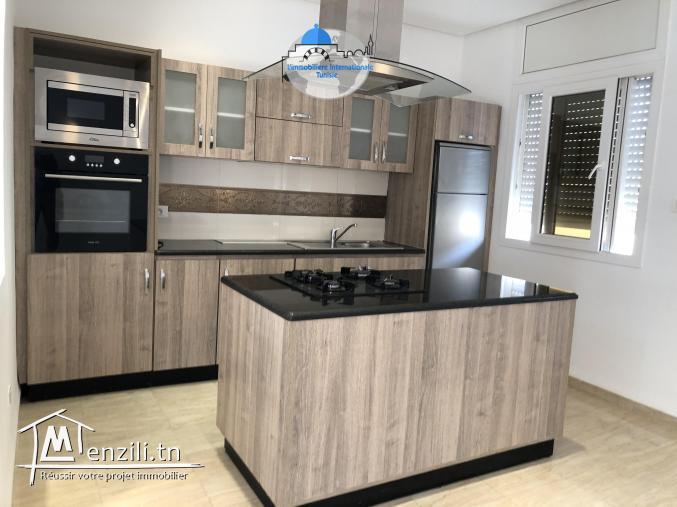Met en location une luxueuse villa à Hammam Sousse