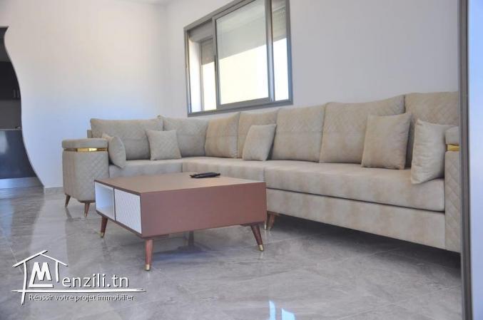 Location appartement s+2 vue sur mer proche la zone touristique Djerba
