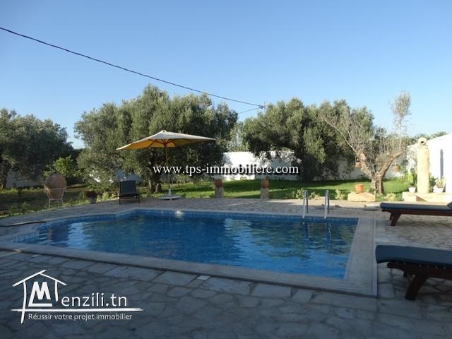 Villa FAIZA(Réf: L1499)
