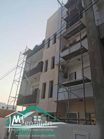 Appartement 120 m²  à cité Mirdès  2 Kelibia