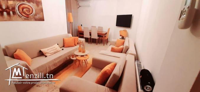 location un joli appartement S+2 richement meublé