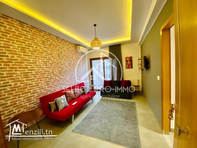 Appartement s+1 à Cité el Wafa, Mrezga. Réf266a