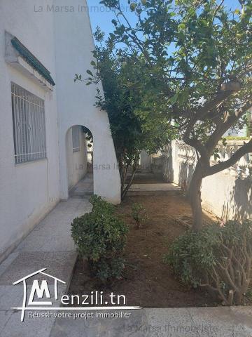 A Vendre villa s6 avec jardin à Cité des Juges
