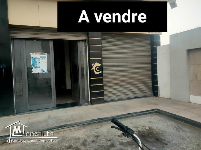 A vendre local commercial haut standing