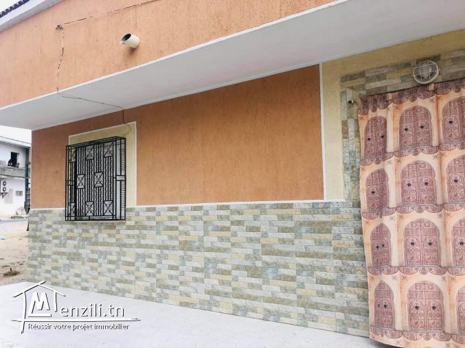 Charmante maison à cité el Manar