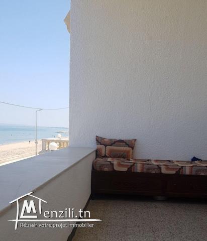 Etage de villa vue sur mer