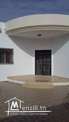 Villa à Gremda PARALELLE route Bouzeyane Sfax