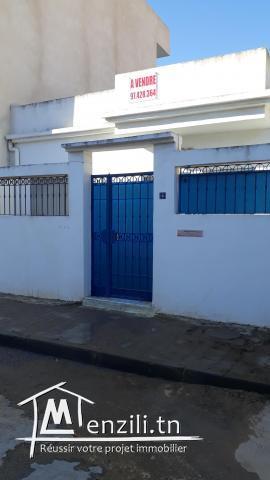 Maison route principale de Raoued