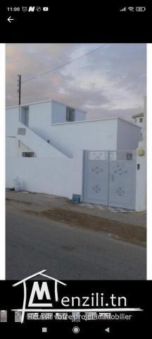 Villa route Mahdia km 5