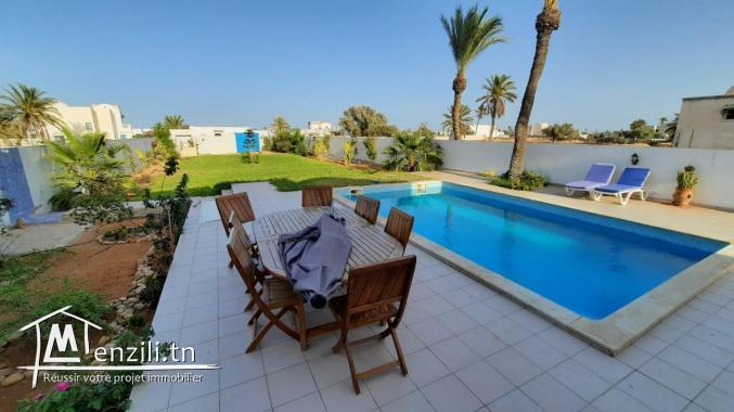 LOCATION ANNUELLE à Djerba