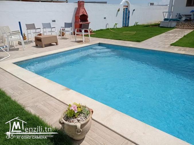 Villa indépendante avec piscine privé