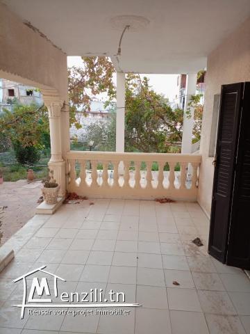 maison a louer situé à baraja Raoued