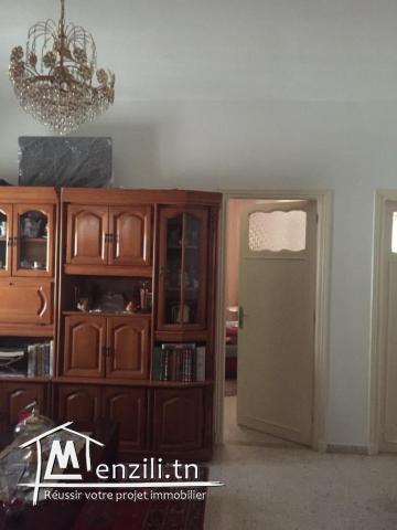 A vendre Duplex (S+4) + (Studion S+2) à Bardo 2