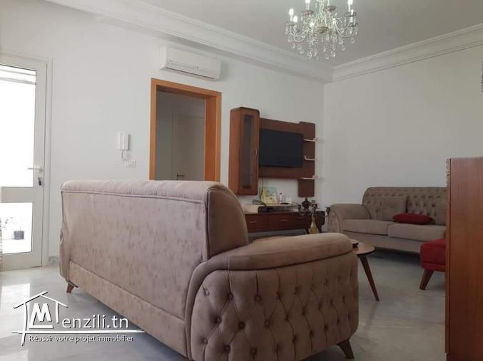Très bel Appartement S+2 à louer à Skanes