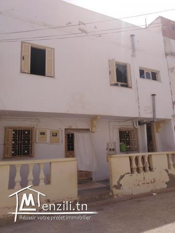 Maison deux étage