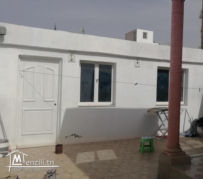 Maison à vendre tri9 mahdiya km 6