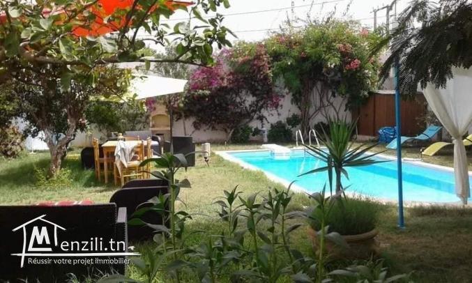 Sublime villa de standing à louer à Sousse