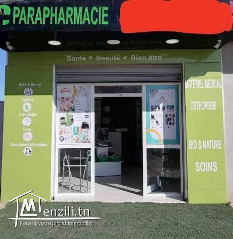 Parapharmacie à vendre
