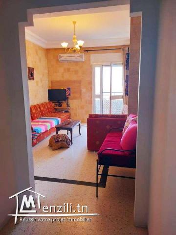 Appartement S1 meublé a louer à Hergle